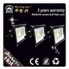 High Brightness Waterproof PIR rechargeable Sensor dmx rgb led flood light 10w