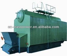 Chain grate Coal fired Horizontal industrial thermal oil boiler on Sale