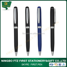 2015 New Classic Simple Metal Ball Pen