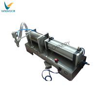 F6-5000 semi automatic used mineral water bottle filling machines