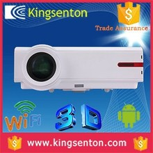 4500 Lumens WXGA 1280*800p LCD Video Projector LED Lamp Full HD Beamer 1080p Proyector Home Theater Use