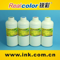 1000ml bottled pigment ink for 4 color Canon ciss and refill ink cartridge