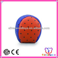 Bean Bag Foam Balls with ICTI Audit For Juggling Toys