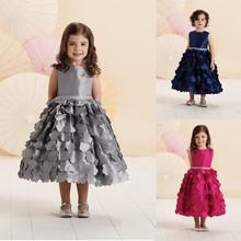 Últimas niños vestido de la graduación patrones vestido formal para fotos de chicas