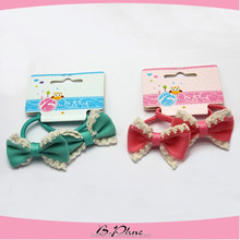 gorgous baby hair accessories aliexpress mesh bowknot hair tie