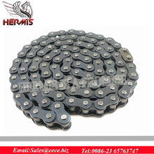 Copper coating extremely durable performance motorcycle chain
