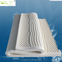 wholesale comfortable natural Bett latex, dunlop latex, latex bettlaken