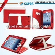 2012 new arrival leather bag case for ipad mini 7.8''