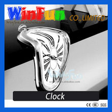 Fashion Melting Clock 3D Wall Clock