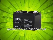 12V100Ah Sealed Lead Acid Battery AGM UPS battery rechargebale battery