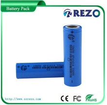 18650 rechargeable aa lithium battery 3.7v 2000mAh d cell lithium battery