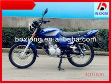 Racing cheap motor 125CC Air Cooled Spoke wheel Motorcycle BX125-4