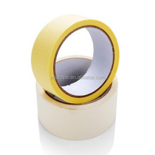 Colorful Automotive Waterproof Masking Tape Crepe