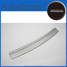 Business gift chrome car trim accent styling Rear Bumper Guard Plate for Ki a accessories for Optima K5 2011