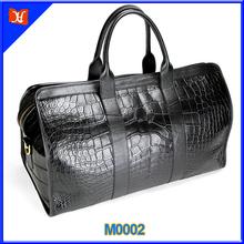 Custom Travel Bag High Quality Big Capacity Luxury Men Leather Travel Bag