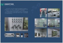 laboratory supply gas system / chemistry lab supply gas chlorination system