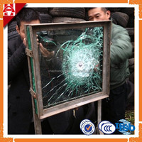 25mm Bulletproof Safety Glass for sale