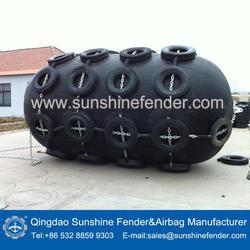 yokohama type floating air filled rubber fender