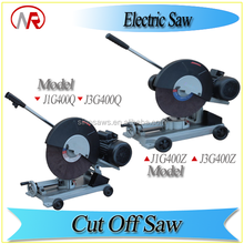 J3g400q Mini Power serras de corte de cortar serra