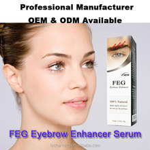Companies needing distributors 3ml FEG eyebrow growth serum , eyebrow enhancer serum