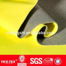 shaoxing textile anti pilling polar fleece fabric for outdoor sports jacket