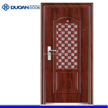 Heat Transfer Printing Steel Doors for Sale Door Glass Inserts Blinds (DA-9075)