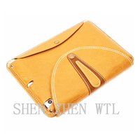high quality cowboy pu leather case for ipad air 2