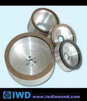 Newest customized wood cutting tool grinding diamond wheel