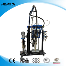 Sealant extruder machine/Two component sealant extruder machine/insulating glass production line