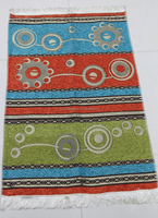 LOW PRICE Chenille prayer carpet with FACTORY SALE