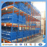High quality stackable storage Gravity Racking