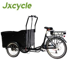Huaibei City Jinxin Electric Front Cargo Trike In China