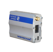 2015 new wavecome Q2687 Q24PL001 ethernet port rj45 gsm modem with sim card support tcp ip