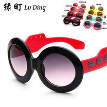 ewltyj New Korean children's football round-framed glasses, sunglasses wholesale 6128 2015 colorful children glasses wholesale
