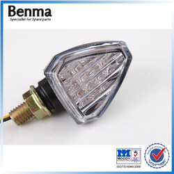 Motorcycle parts wholesale , LED turn signal lights for motorcycle