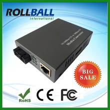 Competitive prices UTP port ethernet to fo converter