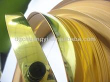 decorative metal edge banding