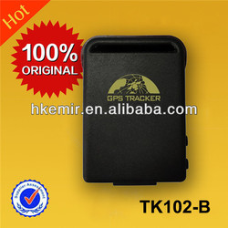 Promotion Low cost Vehicle Realtime car personal mini GPS Tracker TK102 for persons and pets