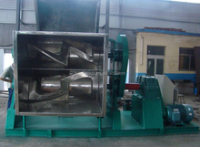 double shafts/arms mixer