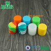 Alibaba express non stick small shiny surface custom small disposable silicone containers wholesale