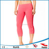 Custom oem red quality women yoga leggings pants