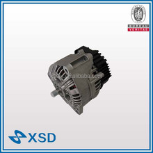 Long life pumper/truck alternator parts for mercedes 0124655023