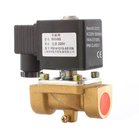 24v dc solenoid valve available R134A, R22, R407C, R404A/507, R410A, Air, Water and Oil