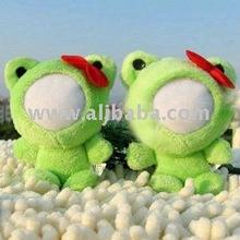 3D face toys(Frog 11-12cm)