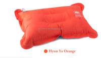 NatureHike Outdoor Traveling Comfortable Automatic Air Inflatable Cushion Pillow neck pillow Tourist Travel Kits 42*28*12cm