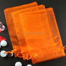 Popular Best Quality Organza Pouch Drawstring Bag