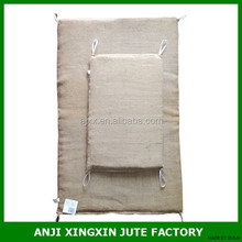 jute pet beds made of eco-friendly fabric 2015 hot selling