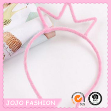 2015 New arrival Top selling Fashion Lovely Kids Princess tiara hair band