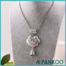 Wholesale 925 Silver Lucky Sweater Pendant