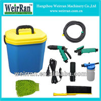 (91542) multi-purpose 12v portable battery powered hand car washing machine